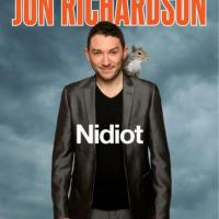 Review – Jon Richardson, Nidiot, Derngate, Northampton, 18th May 2014