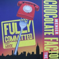 Review – Fully Committed, Menier Chocolate Factory, 28th September 2014