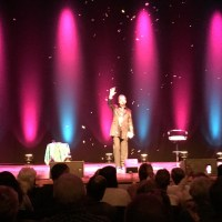 Review – Julian Clary, The Joy of Mincing, Derngate, Northampton, 30th April 2016