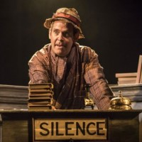 Review – Travesties, Menier Chocolate Factory, 23rd October 2016