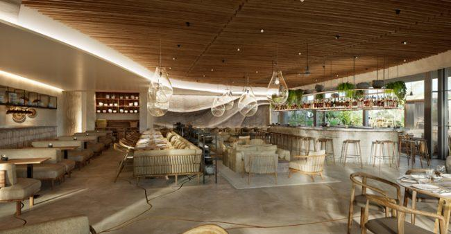 Cote Nyc Opening In Miami Sushi Garage Cocowalk