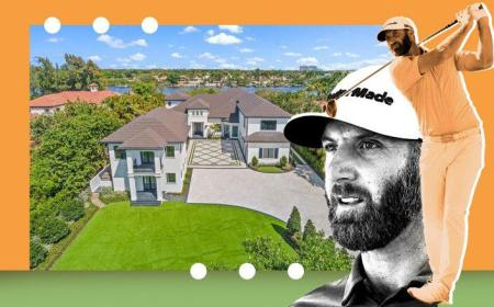 Dustin Johnson Sells Palm Beach Gardens Mansion