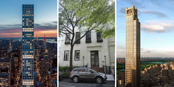 432 Park Avenue 12 East 69th Street And 520