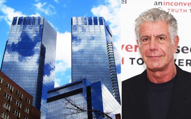 Time Warner Center Nyc Anthony Bourdain