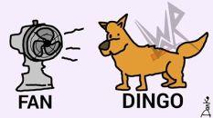 wre - dingo