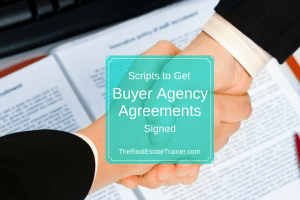 exclusive buyer agency agreement