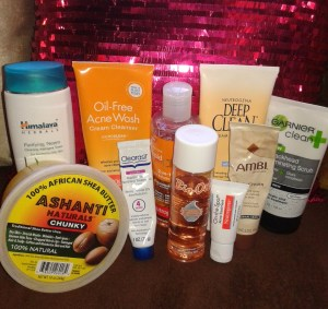 Products used at night