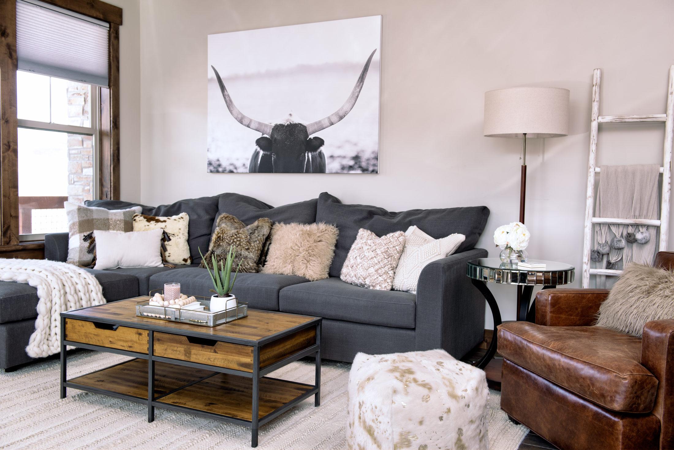 Park City Home Decor Living Room