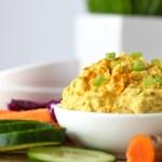 Cauliflower Curry Hummus