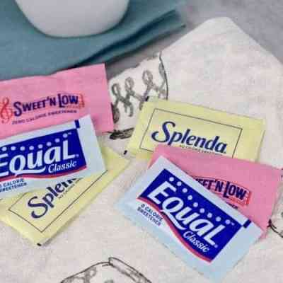 5 Reasons to Avoid Artificial Sweeteners