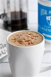 Gut-healing Coconut Cinnamon Latte
