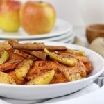 Cinnamon Sweet Potato Apple Bake