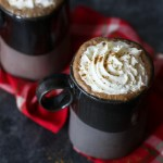 Dairy-free Gingerbread Hot Cocoa