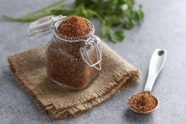 Homemade Taco Seasoning (Whole30)