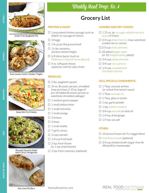 Weekly Meal Prep Menu: No. 4 | The Real Food Dietitians | https://therealfoodrds.com/weekly-meal-prep-menu-no-4/