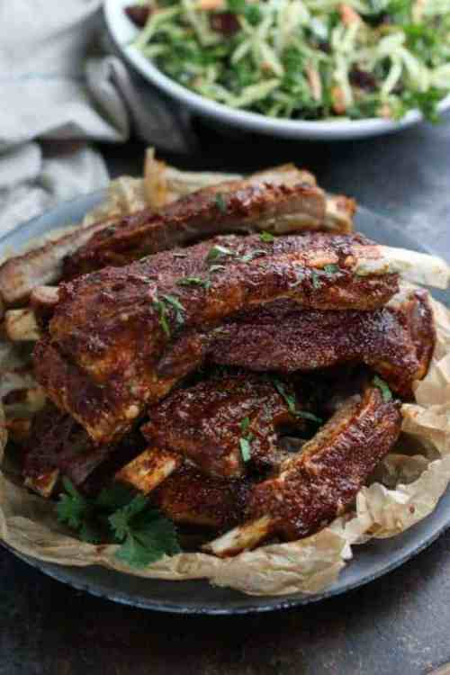 Instant Pot Baby Back Ribs | Whole30 Instant Pot Recipes