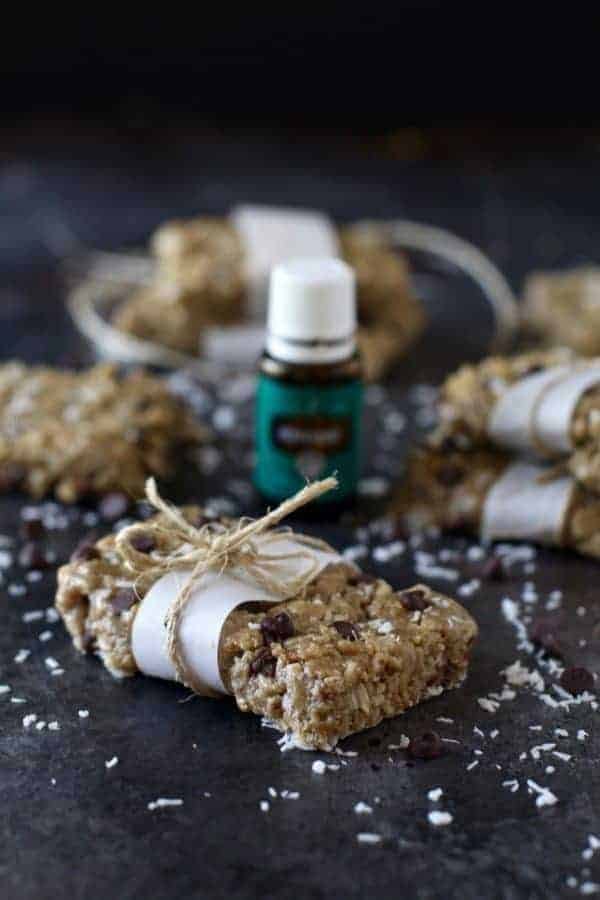 Homemade Chocolate Chip 'Clif Bars'   The Real Food Dietitians   https://therealfoodrds.com/homemade-chocolate-chip-clif-bars/