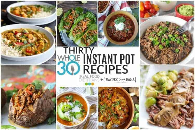 30 Whole30 Instant Pot Recipes