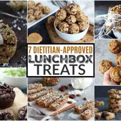 7 Dietitian-Approved Lunchbox Treats