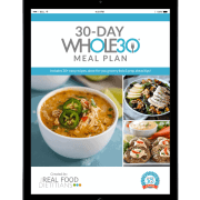 The Real Food Dietitians | 30-Day Whole30 Meal Plan | //therealfoodrds.com/product/30-day-whole30-meal-plan/
