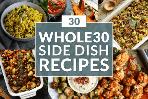 Whole30 Side Dish Recipes