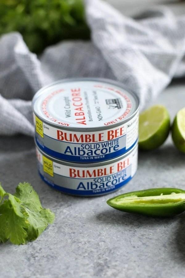 Tuna Melt Quesadillas Bumble Bee Tuna Cans