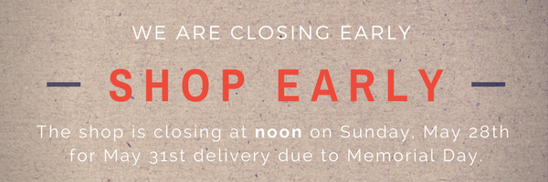Store Is Closing Early for Memorial Day