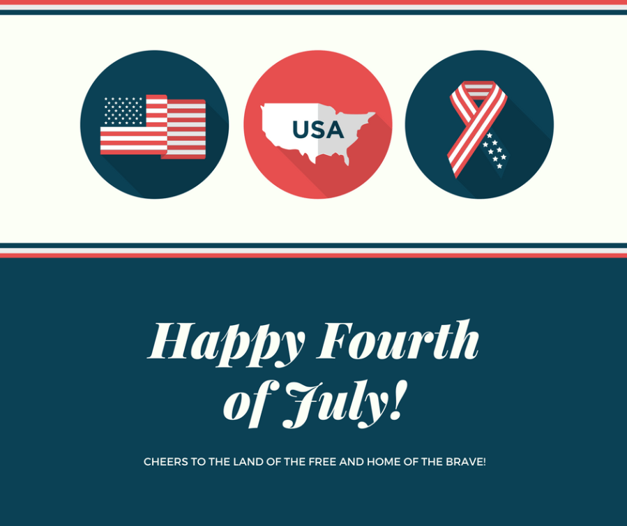Celebrate Freedom, Family, and Friends