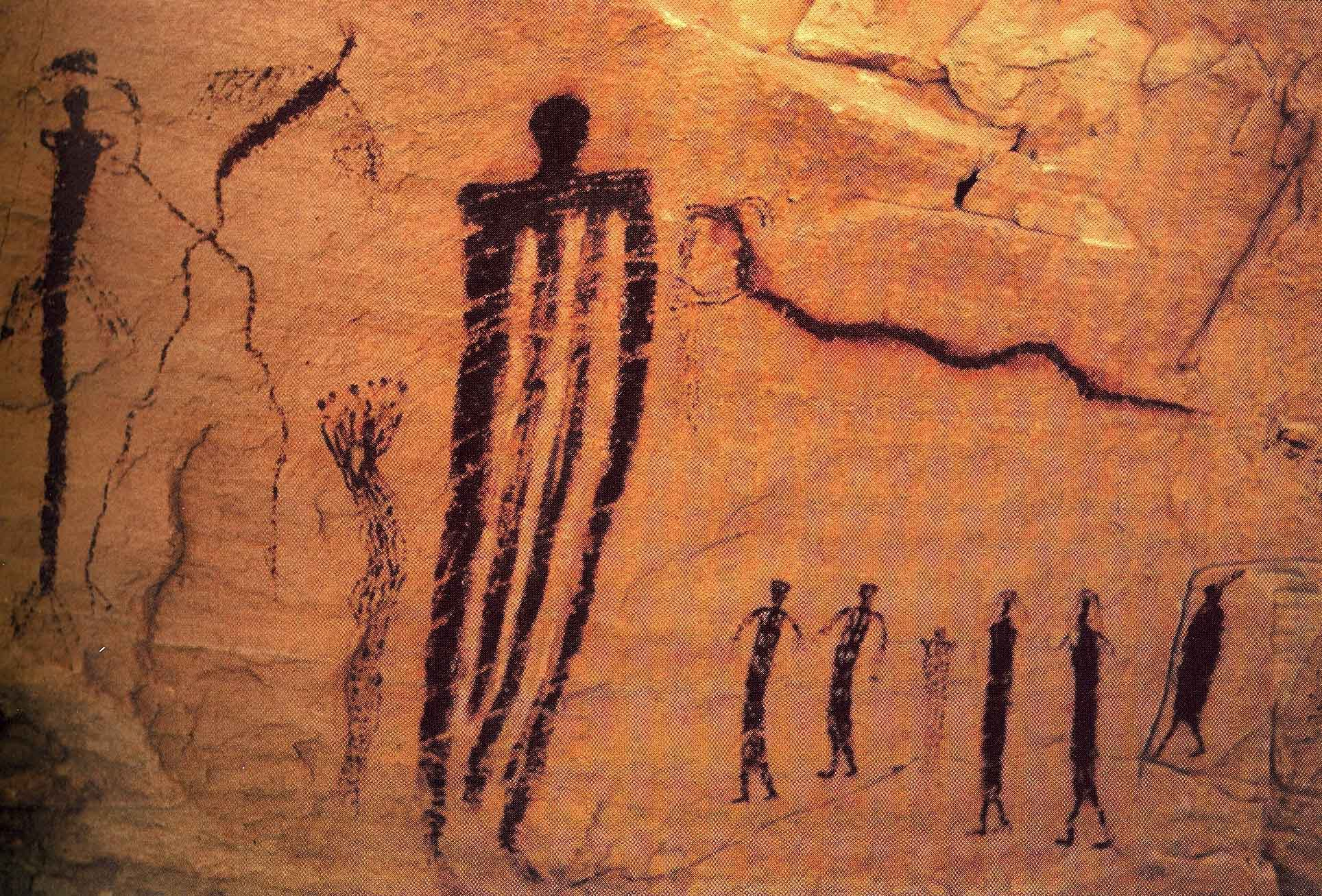 Cave Drawings And The Birth Of Information Systems