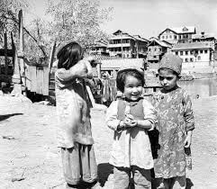 The last game- Memories from Life in Kashmir Valley- by MK Raina