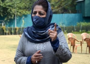 Ex-cop caught ferrying militants let off the hook while innocent Kashmiris rot in jails: Mehbooba