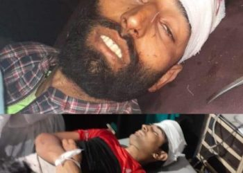 Kashmir Terror Archives   Sanjeed Parray and Shahnawaz Bhat shot by terrorists in Bijbehara on 29-5-2021