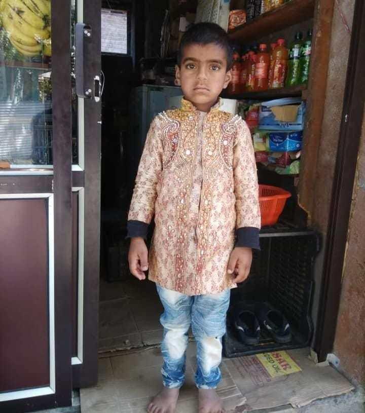 Bandipora police seeks help in identifying a minor Boy, found in Mangnipora Bandipora.