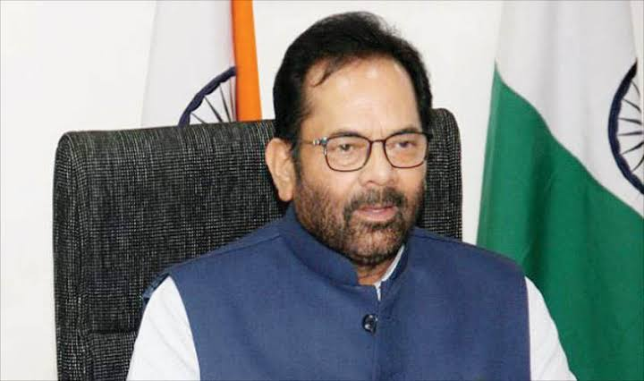 Abrogation of Article 370 Paved The Way For Development of J&K, Ladakh: Naqvi