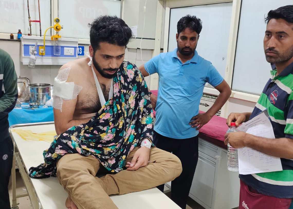 No militant attack in Kupwara, misfire create 'chaos' injured BJP worker