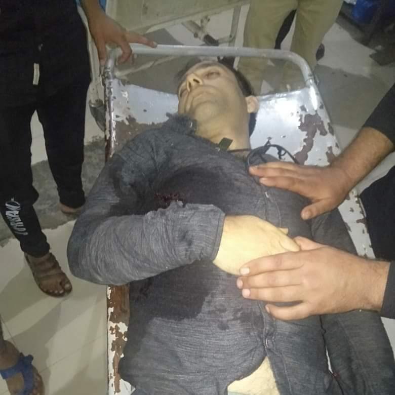 Kashmir Terror Archives   Terrorist shot dead an employee in education department in Tral area of south Kashmir's Pulwama