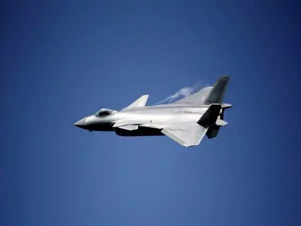Chinese warplane enters Taiwan Air defence zone for 11th time this month