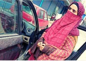 Pride of Kashmir   Emana Aslam is Owner Of Kashmir's First Ladies' Exclusive Driving Institute