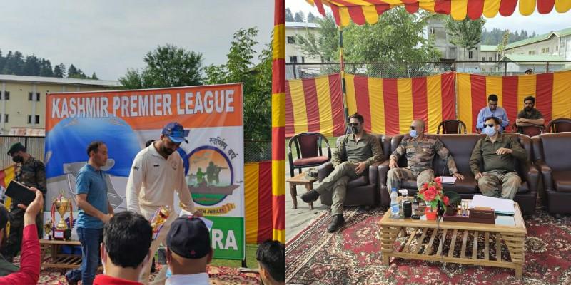 Kashmir Premier League T20 Cricket Tournament Pre Qualifier Finals (Kupwara) Held at Galizoo Kupwara
