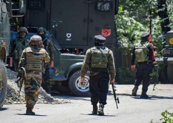 Police Identified Two Militants LeT Commander, Another Militant Involved In BJP leader's Killing Killed In Bandipora