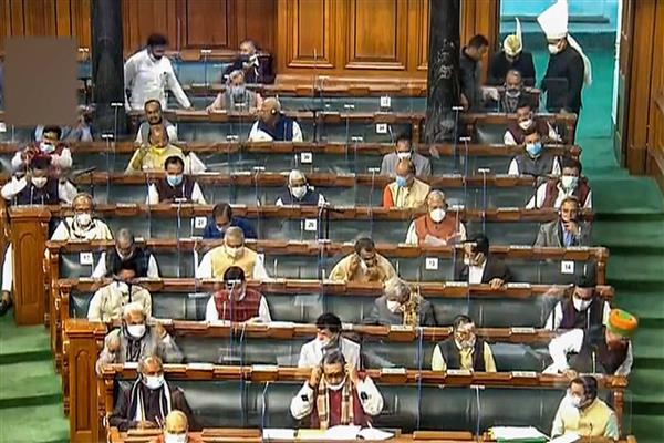 Lok Sabha adjourned till 2 pm amid Opposition ruckus