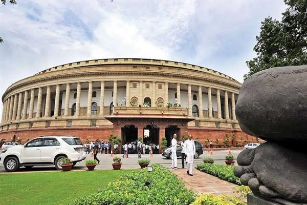 Lok Sabha adjourned till 2 PM amid din