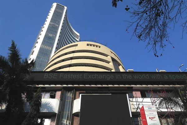 Sensex slips 95 pts in early trade; Nifty hovers around 16,600