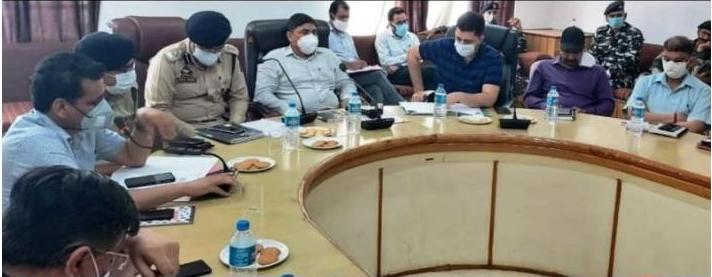DC Poonch reviews arrangements for Independence Day celebration