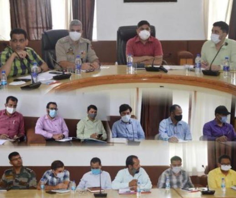 DC Poonch finalizes arrangements for Independence Day- 2021 celebrations