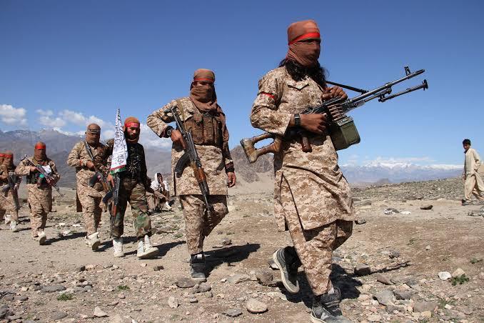 Opinion   Implications : Taliban Resurgence In Kashmir