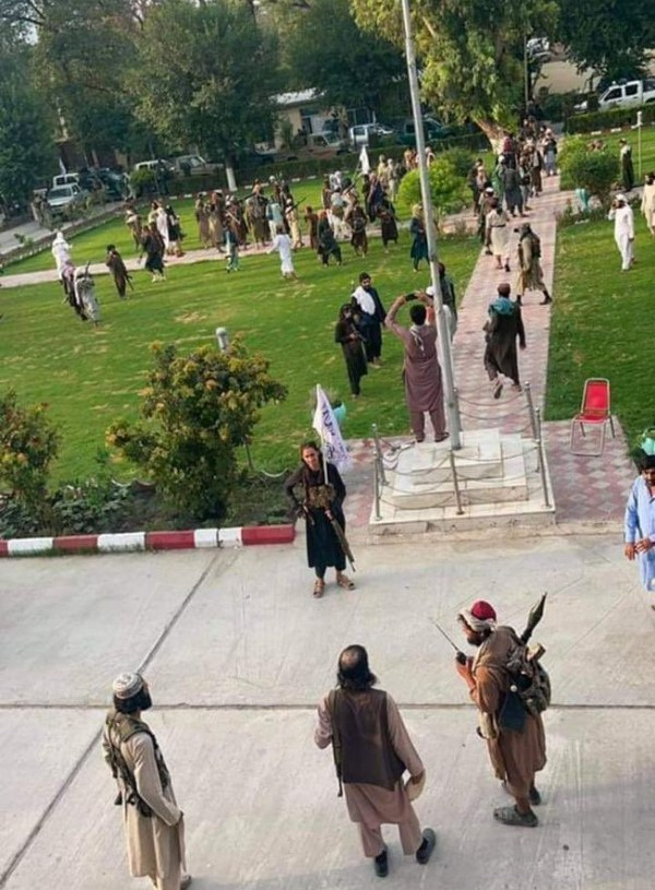 Taliban starts invasion of Kabul from all sides