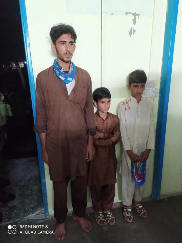 3 boys from Pak apprehended along LoC in Poonch
