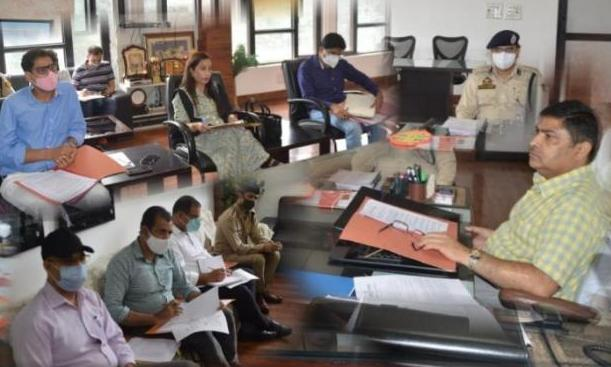 Protection of Forest Land: DC Poonch reviews action taken against encroaches, Asks to expedite demarcation of vulnerable patches