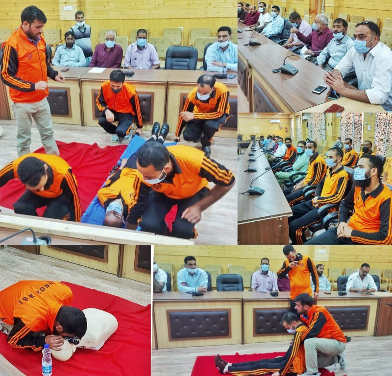 Bandipora Admin organises two-day awareness programme on Disaster Management